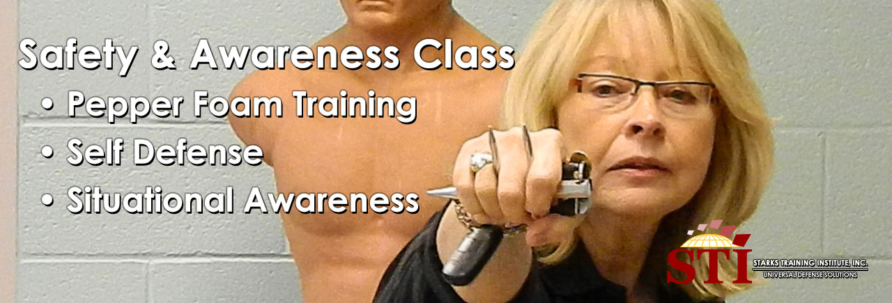Safety & Awareness Class